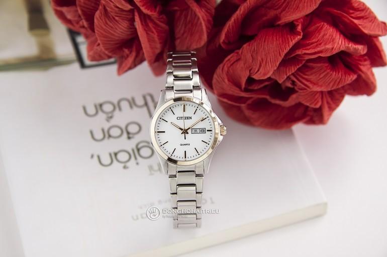 Các thương hiệu đồng hồ nổi tiếng, giá bình dân tại Việt Nam- Ảnh: Citizen EQ0596-87A