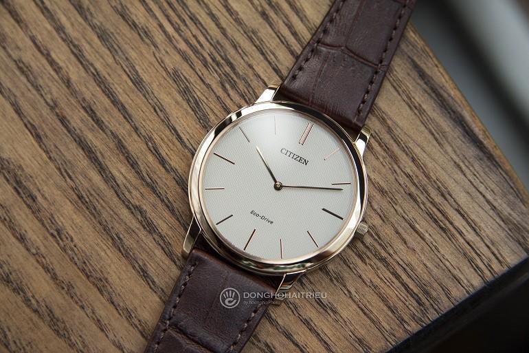Các thương hiệu đồng hồ nổi tiếng, giá bình dân tại Việt Nam- Ảnh: Citizen AR1113-12A