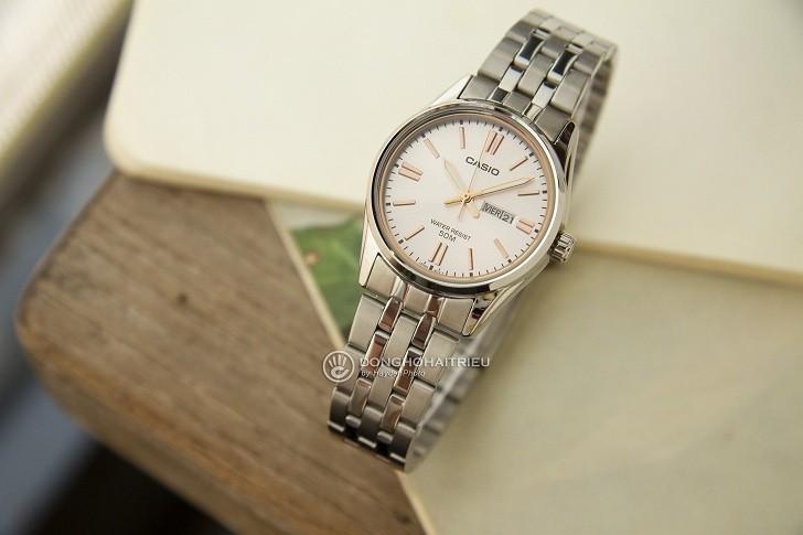 Say mê vẻ đẹp hút hồn của đồng hồ nữ Casio LTP-1335D-4AVDF - Ảnh 1