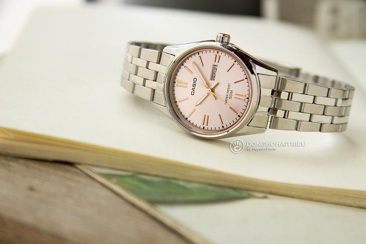 Say mê vẻ đẹp hút hồn của đồng hồ nữ Casio LTP-1335D-4AVDF - Ảnh 2
