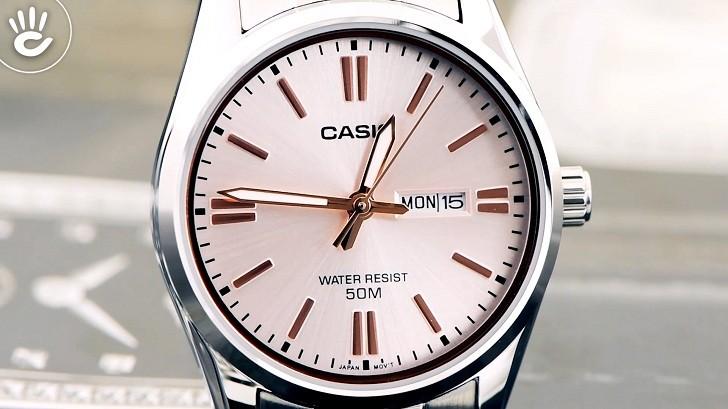 Say mê vẻ đẹp hút hồn của đồng hồ nữ Casio LTP-1335D-4AVDF - Ảnh 3