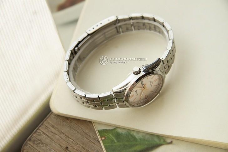 Say mê vẻ đẹp hút hồn của đồng hồ nữ Casio LTP-1335D-4AVDF - Ảnh 4