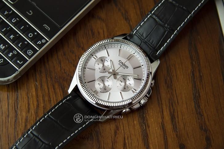 Đồng hồ Casio MTP-1375L-7AVDF giá rẻ, free thay pin trọn đời - Ảnh: 1