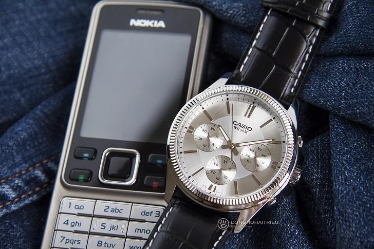 Đồng hồ Casio MTP-1375L-7AVDF giá rẻ, free thay pin trọn đời - Ảnh: 8