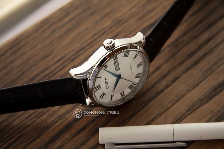 Đồng hồ Citizen NH8360-12A automatic, trữ cót đến 40 giờ - Ảnh 3