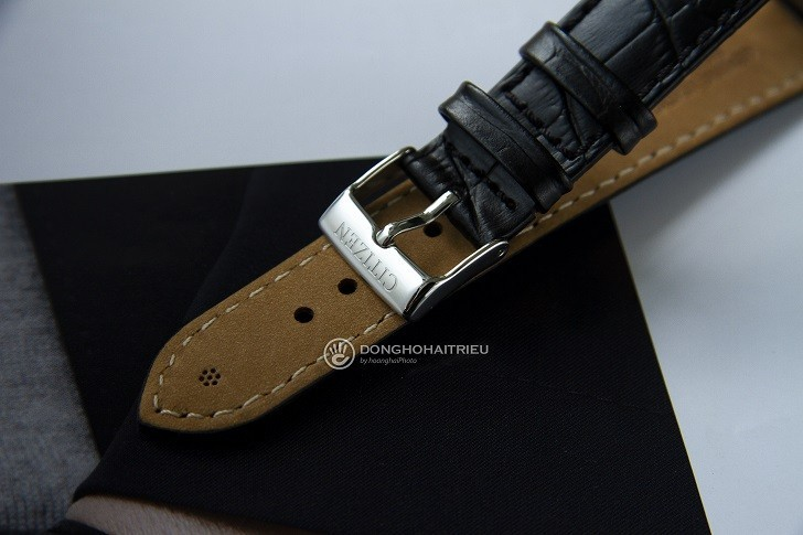 Đồng hồ Citizen NH8360-12A automatic, trữ cót đến 40 giờ - Ảnh 6