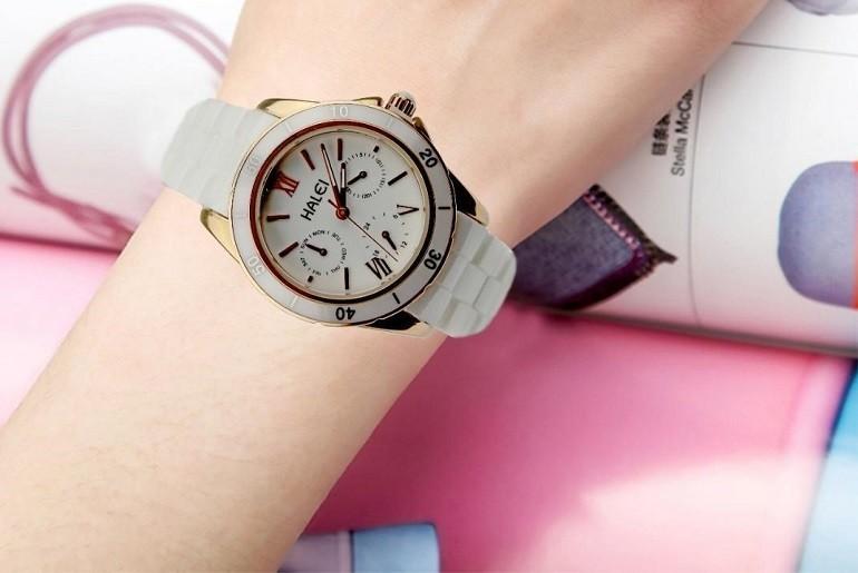 Đánh giá đồng hồ Halei: Xuất xứ, ưu nhược điểm, chất lượng - Ảnh: 3
