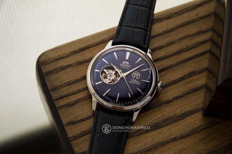 Đánh giá đồng hồ Orient 1010, kỷ niệm 1010 năm Thăng Long - Ảnh: Mặt trước