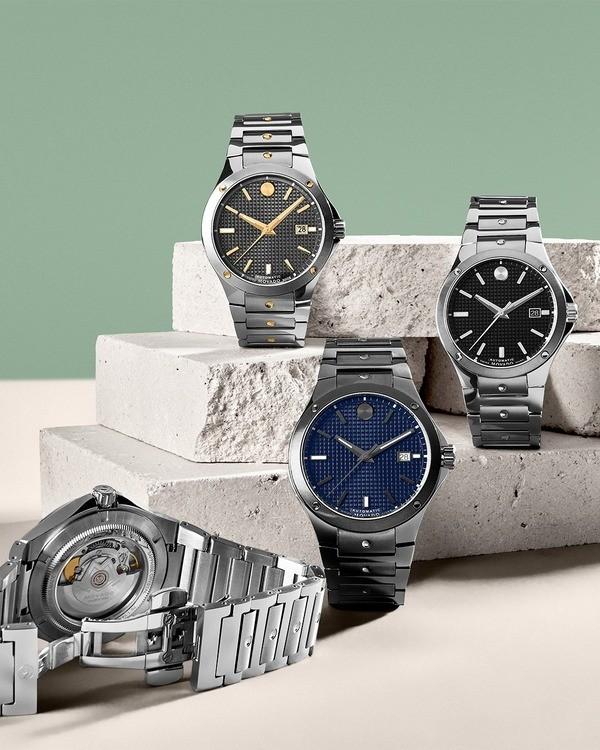TOP 25 các hãng đồng hồ nổi tiếng nhất, giá bình dân tại Việt Nam - Ảnh: 11