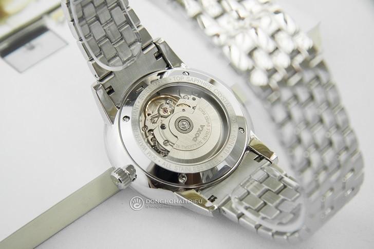 Đồng hồ Doxa D206SIY máy cơ Thụy Sỹ | Swiss Made - Ảnh: 3