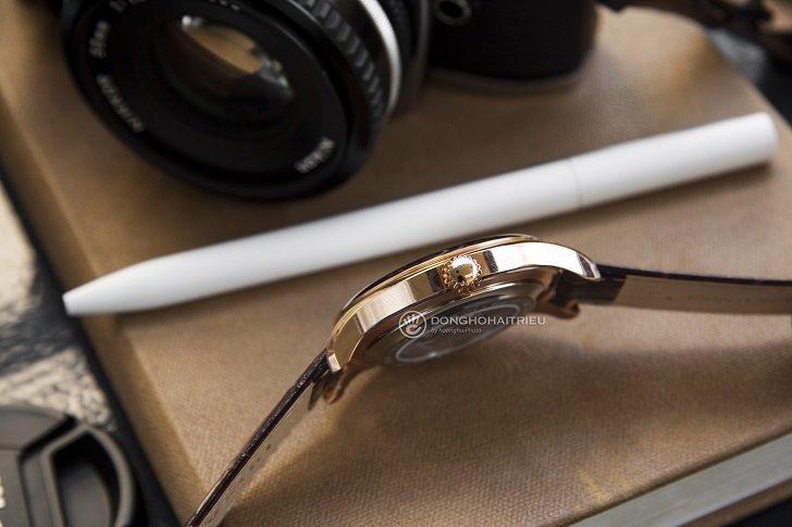 Đồng hồ Doxa D216RIY Thụy Sỹ máy cơ sang trọng, đẳng cấp - Ảnh: 5