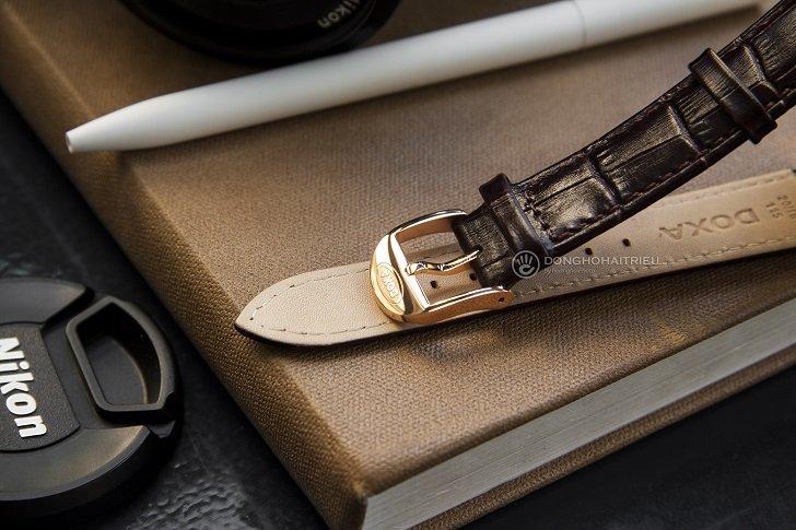 Đồng hồ Doxa D216RIY Thụy Sỹ máy cơ sang trọng, đẳng cấp - Ảnh: 7