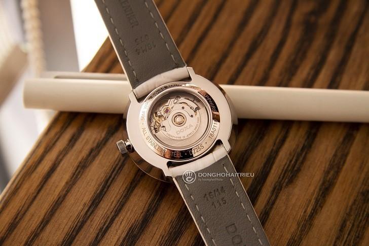 Đồng hồ Doxa D225SWH đính 12 kim cương | Collab Dorian Ho - Ảnh: 6