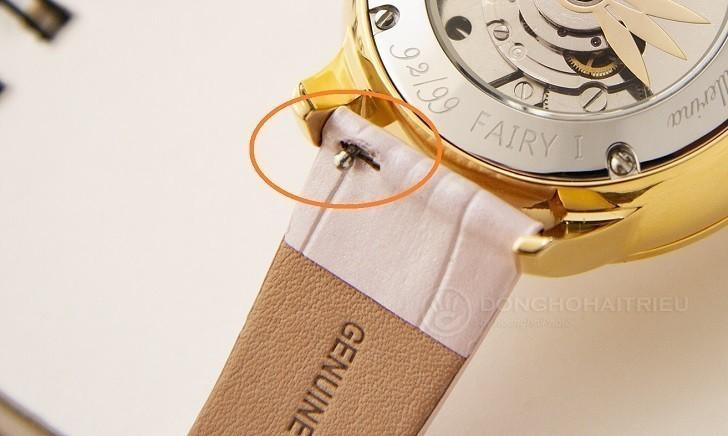 Đồng hồ Fouetté Or-Fairy I, phiên bản giới hạn 99 chiếc toàn cầu - Ảnh: 6