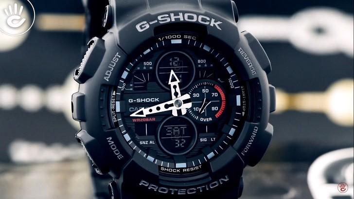 G-Shock GA-140-1A1DR tích hợp hàng loạt tính năng thể thao - Ảnh 2