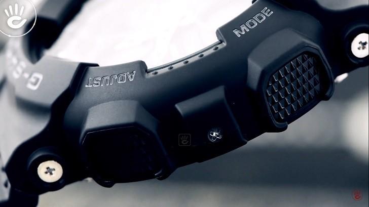 G-Shock GA-140-1A1DR tích hợp hàng loạt tính năng thể thao - Ảnh 3