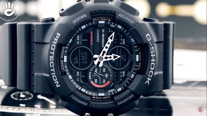 G-Shock GA-140-1A1DR tích hợp hàng loạt tính năng thể thao - Ảnh 4