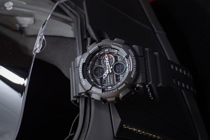 G-Shock GA-140-1A1DR tích hợp hàng loạt tính năng thể thao - Ảnh 6