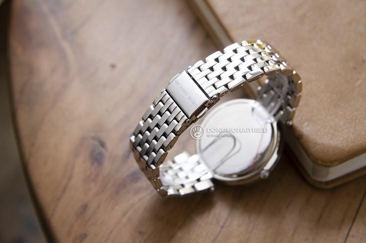 Đồng hồ nữ Michael Kors MK4409 đính đá pha lê sang trọng - Ảnh 4
