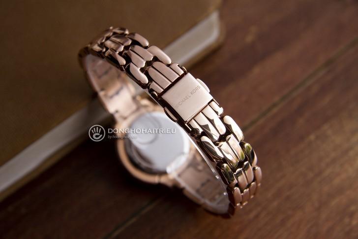Đồng hồ Michael Kors MK4413 Lấp lánh với những viên pha lê - Ảnh 4