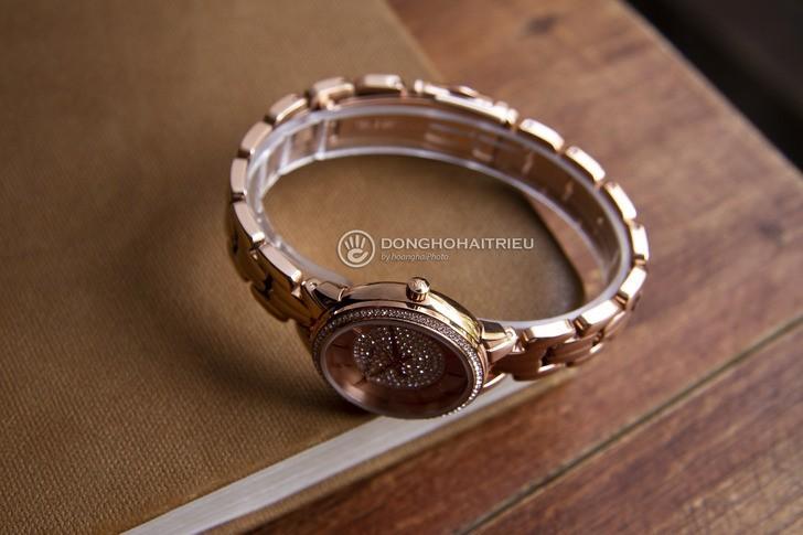 Đồng hồ Michael Kors MK4413 Lấp lánh với những viên pha lê - Ảnh 5