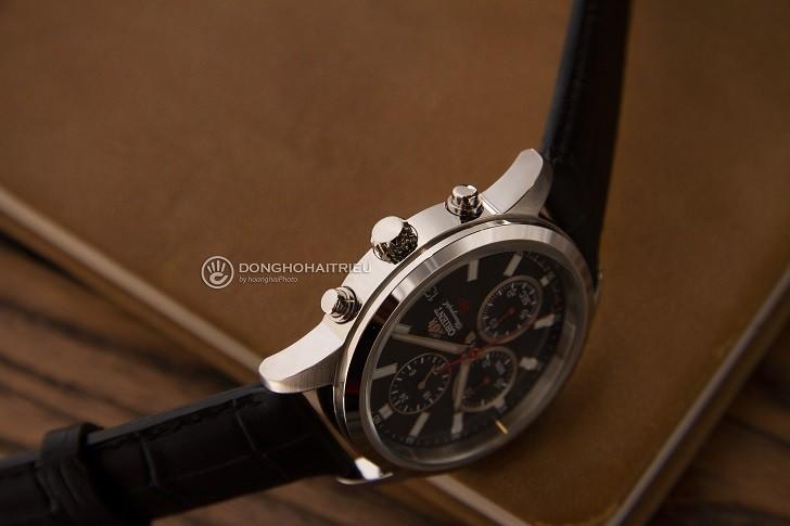 Đồng hồ Orient FKU00004B0 giá rẻ, có Chronograph thể thao - Ảnh: 1