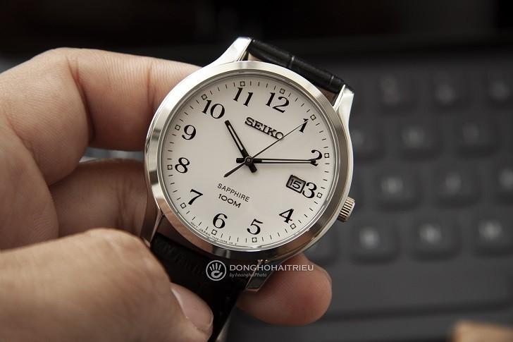 Đồng hồ Seiko SGEH69P1 chống nước 10ATM, có dạ quang - Ảnh: 1
