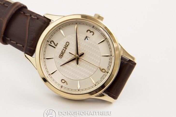Đồng hồ Seiko SXDG96P1 giá rẻ, chống nước 10ATM (đi bơi) - Ảnh: 3