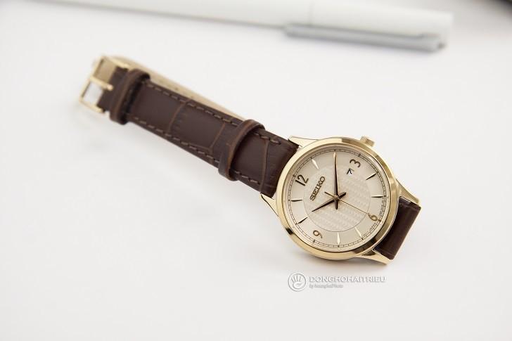 Đồng hồ Seiko SXDG96P1 giá rẻ, chống nước 10ATM (đi bơi) - Ảnh: 6