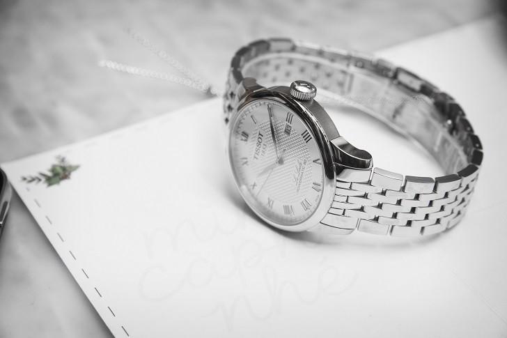 Đồng hồ Tissot T006.407.11.033.00 trữ cót lên đến 80 giờ - Ảnh: 3