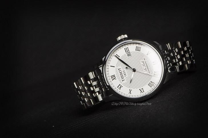 Đồng hồ Tissot T006.407.11.033.00 trữ cót lên đến 80 giờ - Ảnh: 4