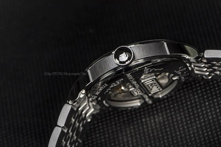 Đồng hồ Tissot T006.407.11.033.00 trữ cót lên đến 80 giờ - Ảnh: 6