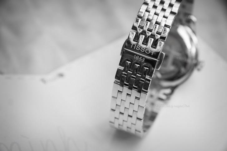 Đồng hồ Tissot T006.407.11.033.00 trữ cót lên đến 80 giờ - Ảnh: 8