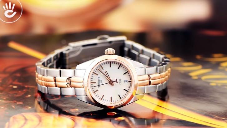 Đồng hồ Tissot T101.010.22.111.01 100% chính hãng Thuỵ Sỹ - Ảnh 1