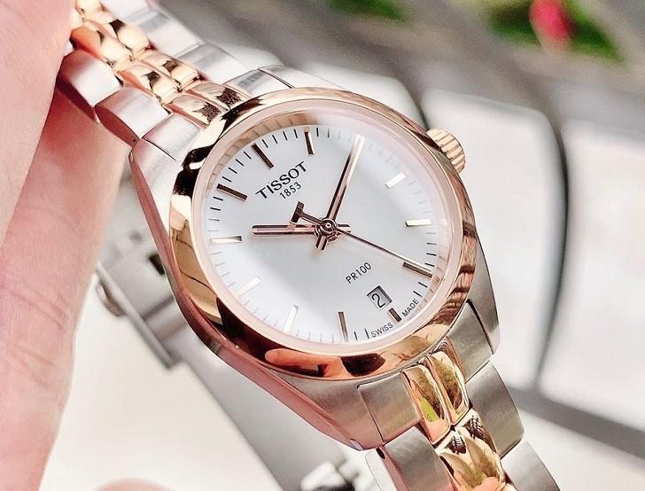 Đồng hồ Tissot T101.010.22.111.01 100% chính hãng Thuỵ Sỹ - Ảnh 2