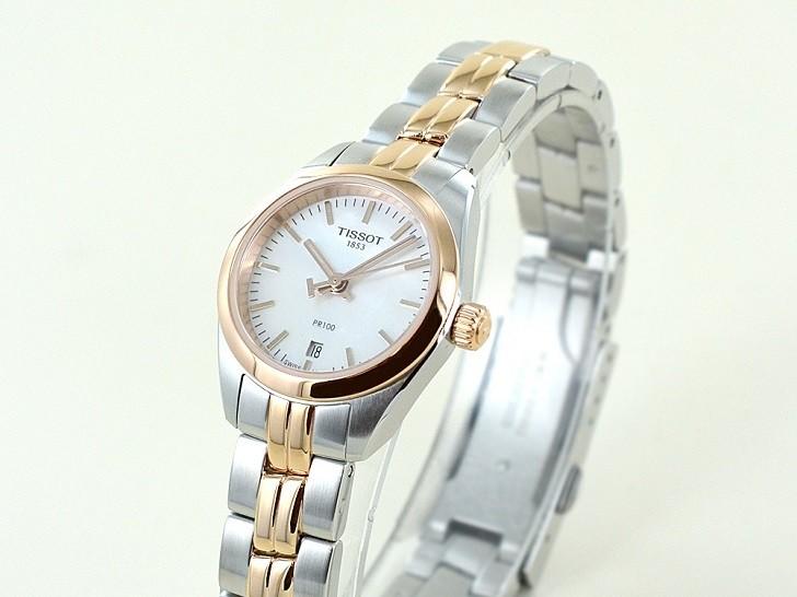 Đồng hồ Tissot T101.010.22.111.01 100% chính hãng Thuỵ Sỹ - Ảnh 3
