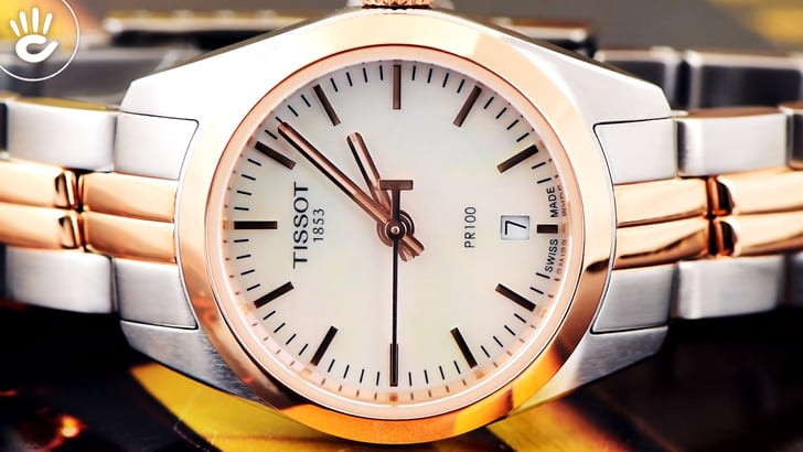 Đồng hồ Tissot T101.010.22.111.01 100% chính hãng Thuỵ Sỹ - Ảnh 5