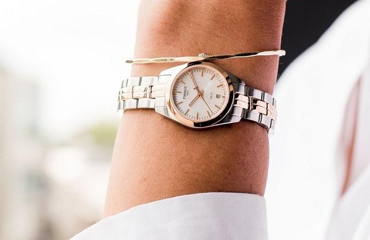 Đồng hồ Tissot T101.010.22.111.01 100% chính hãng Thuỵ Sỹ - Ảnh 6
