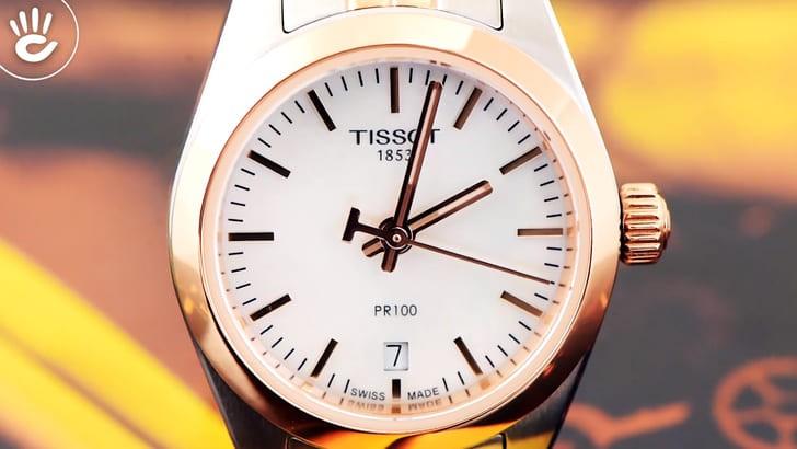Đồng hồ Tissot T101.010.22.111.01 100% chính hãng Thuỵ Sỹ - Ảnh 8