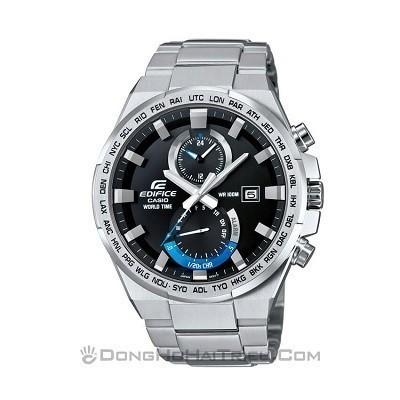 TOP 10 chiếc đồng hồ nam giá từ 5 đến 10 triệu bán chạy nhất - Ảnh: Casio EFR-542D-1AVUD