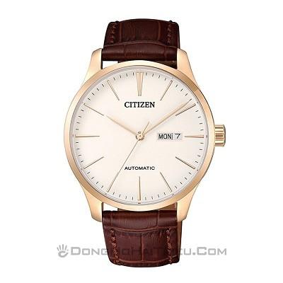 TOP 10 chiếc đồng hồ nam giá từ 5 đến 10 triệu bán chạy nhất - Ảnh: Citizen NH8353-18A