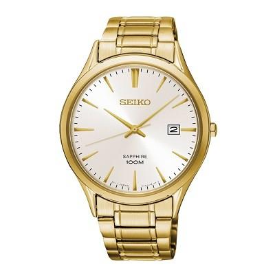 TOP 10 chiếc đồng hồ nam giá từ 5 đến 10 triệu bán chạy nhất - Ảnh: Seiko SGEH72P1