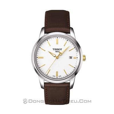 TOP 10 chiếc đồng hồ nam giá từ 5 đến 10 triệu bán chạy nhất - Ảnh: Tissot T033.410.26.011.01
