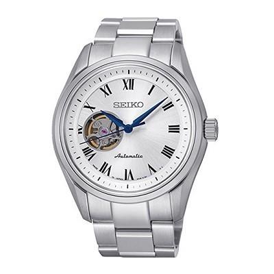 Top 15 đồng hồ Open Heart từ 3 hãng hàng đầu Nhật Bản - Ảnh: Seiko SSA247J1