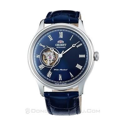 Top 15 đồng hồ Open Heart từ 3 hãng hàng đầu Nhật Bản - Ảnh: Orient FAG00004D0