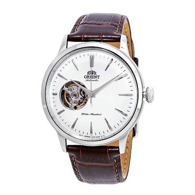 Top 15 đồng hồ Open Heart từ 3 hãng hàng đầu Nhật Bản - Ảnh: Orient RA-AG0002S10B