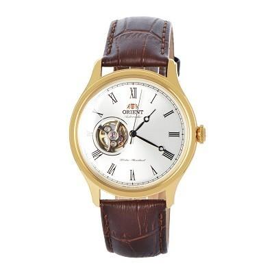 Top 15 đồng hồ Open Heart từ 3 hãng hàng đầu Nhật Bản - Ảnh: Orient FAG00002W0