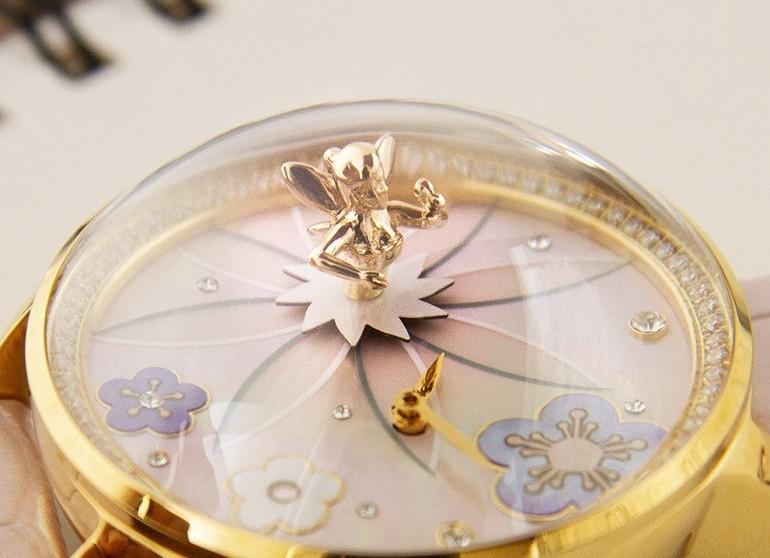 Trên tay 3 chiếc đồng hồ Fouetté Fairy (Limited) vừa mở bán - Ảnh: 1