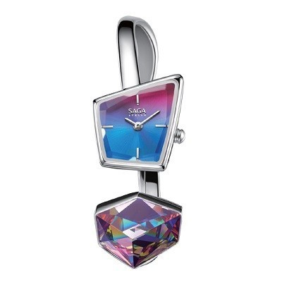 50 mẫu đồng hồ đặc biệt dành riêng cho mùa Valentine 2020 - Ảnh: Saga 80727 SVGRSV-2S