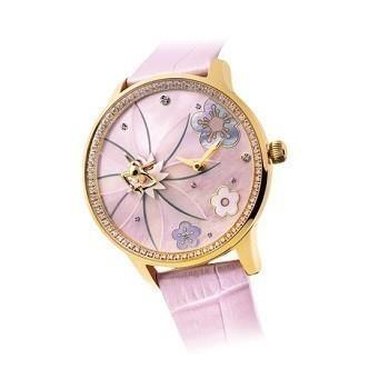 30+ mẫu đồng hồ ý nghĩa trong ngày 8/3 tặng mẹ và vợ - Ảnh: Fouetté Or-Fairy I